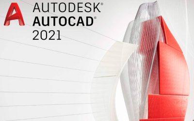 Autocad 2021: novedades y nuevas funcionalidades